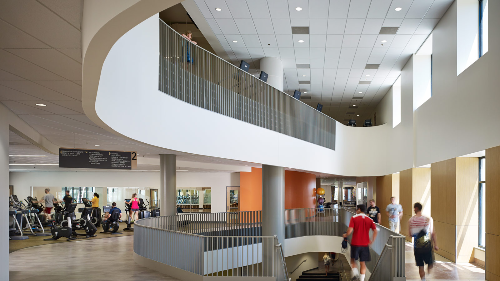 University Of Colorado Boulder Recreation Center Expansion Renovation