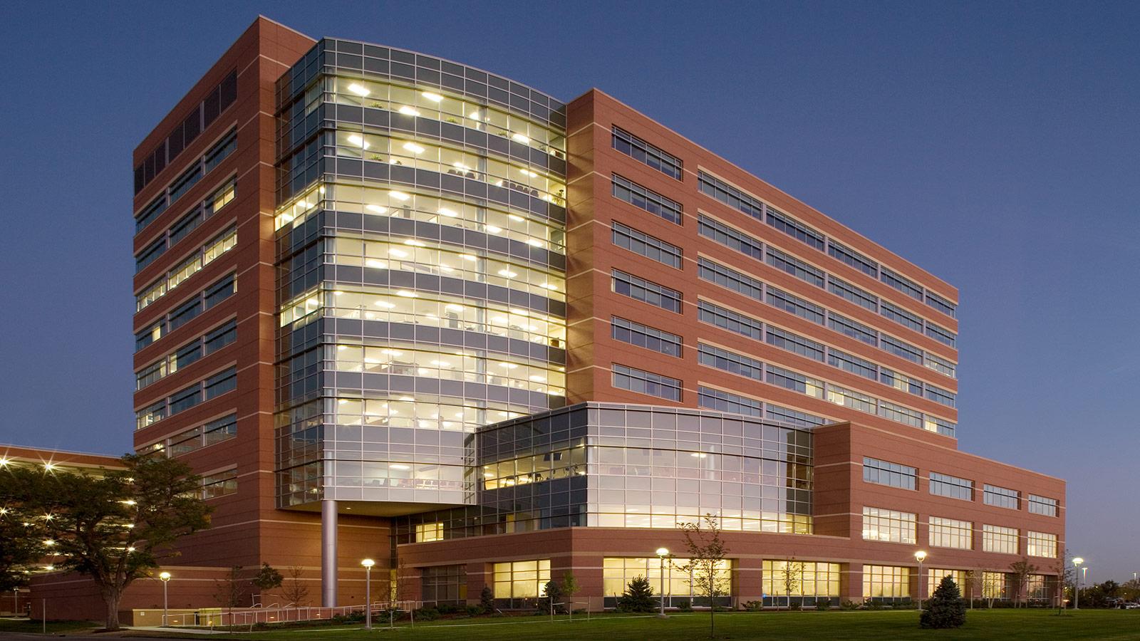 University Of Colorado Hospital Anschutz Medical Campus Leprino Office Building Davis