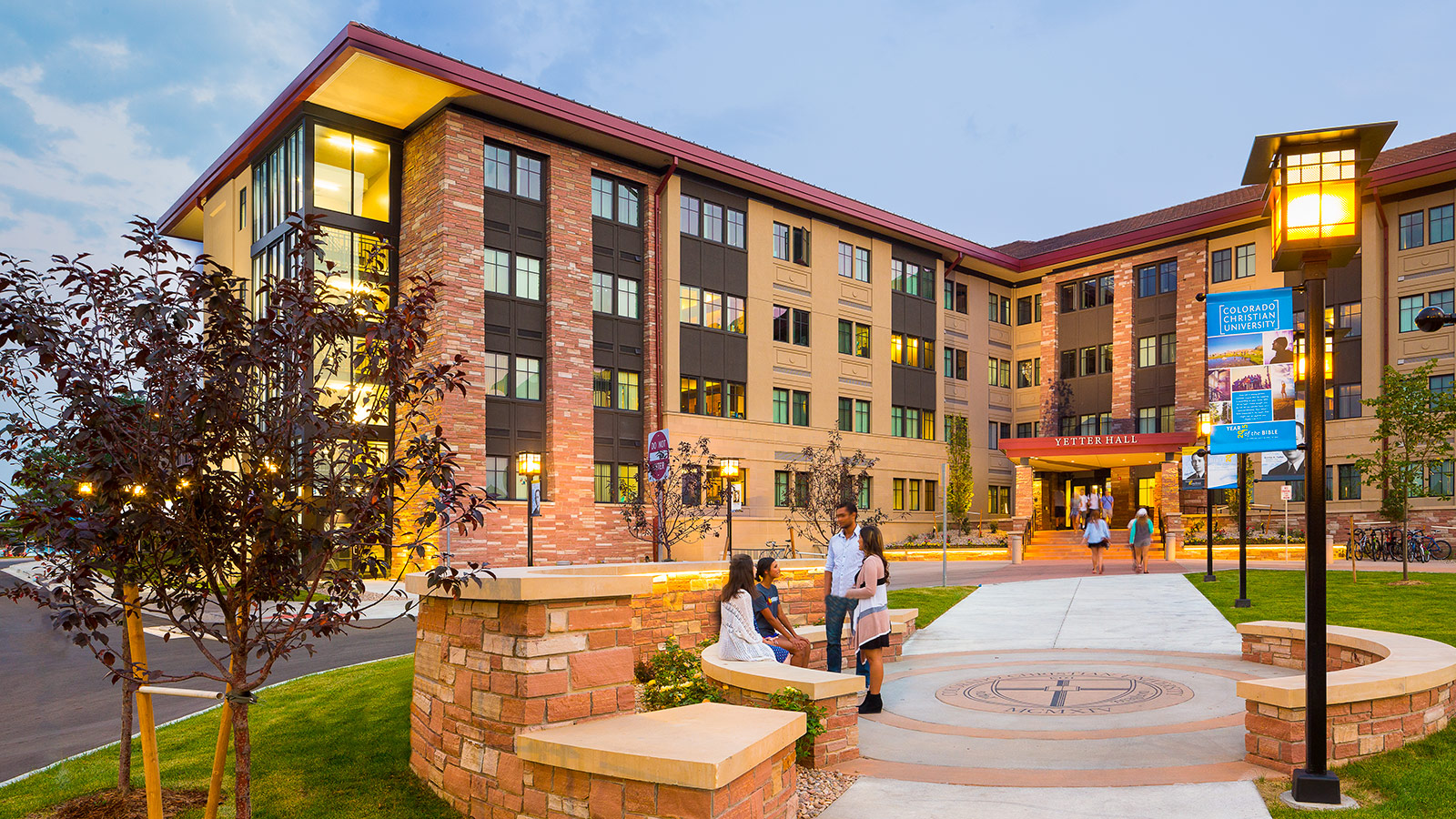 Colorado Christian University Yetter Residence Hall