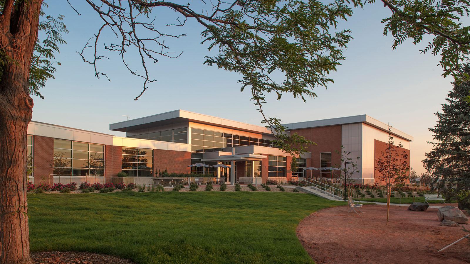 Red Rocks Community College New Student Recreation Center Davis Partnership