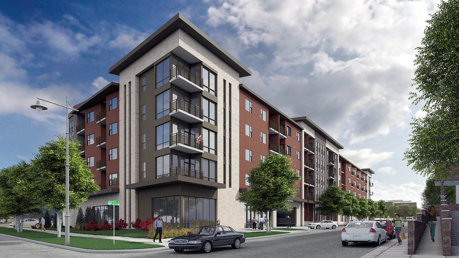 11th And Ash Senior Amp Workforce Affordable Housing